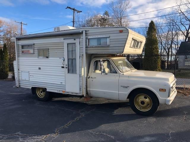 Picture of '69 Chevrolet Recreational Vehicle located in Taylorsville North Carolina Offered by  - P2HR