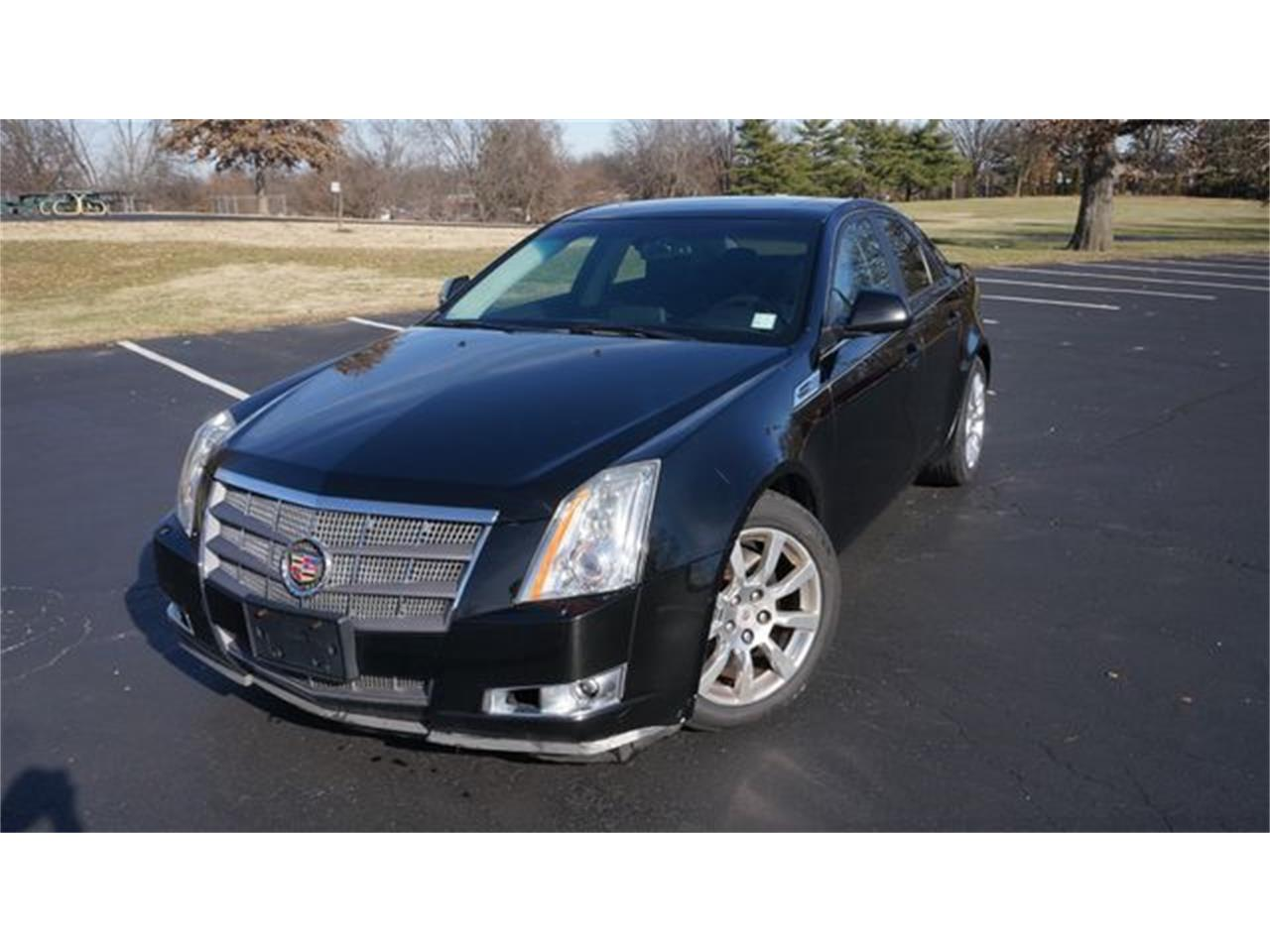 2008 Cadillac Cts For Sale Classiccars Com Cc 1169634