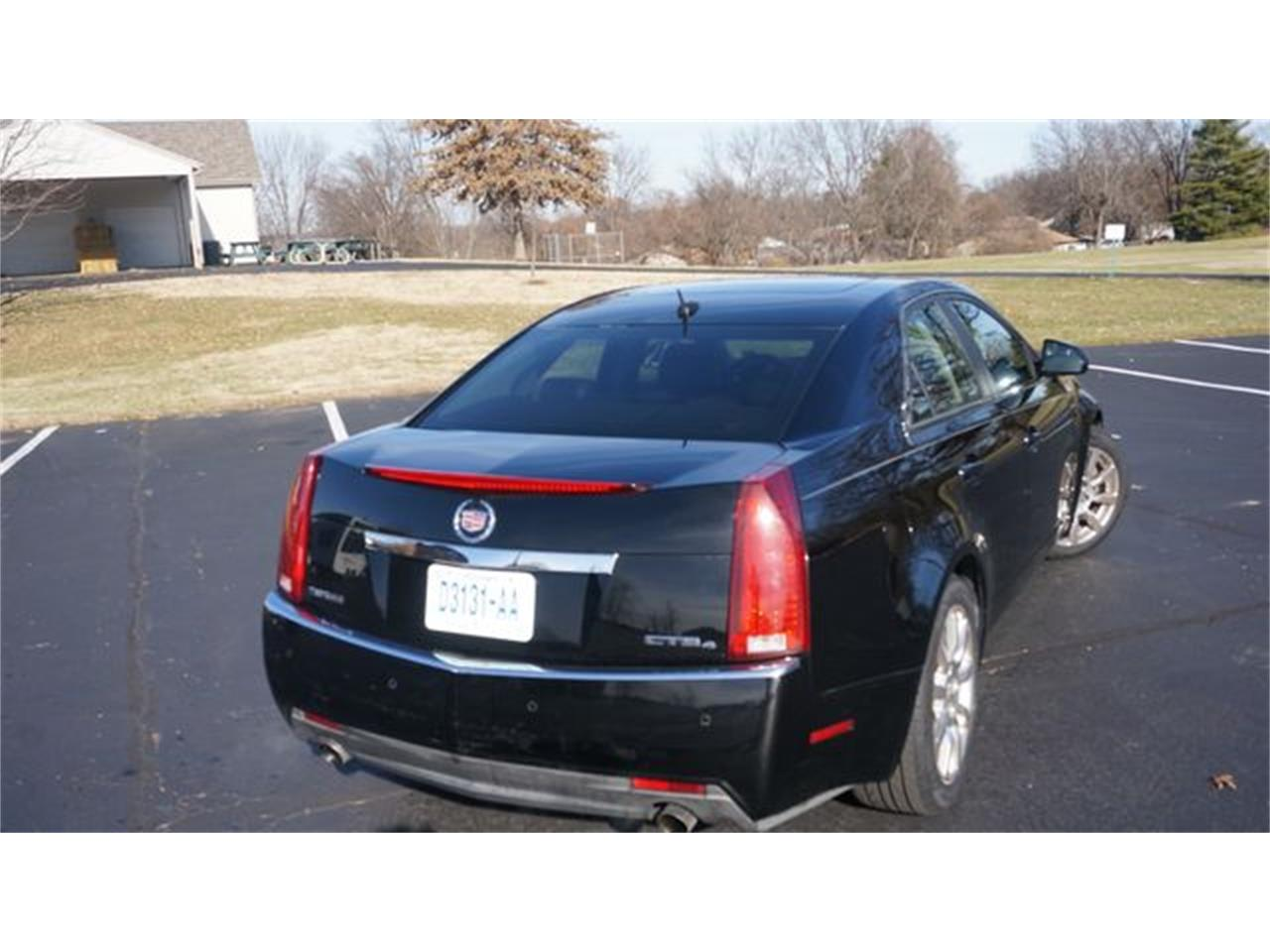 For Sale: 2008 Cadillac CTS in Valley Park, Missouri