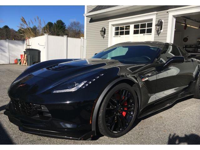 Picture of '16 Corvette - P2HX