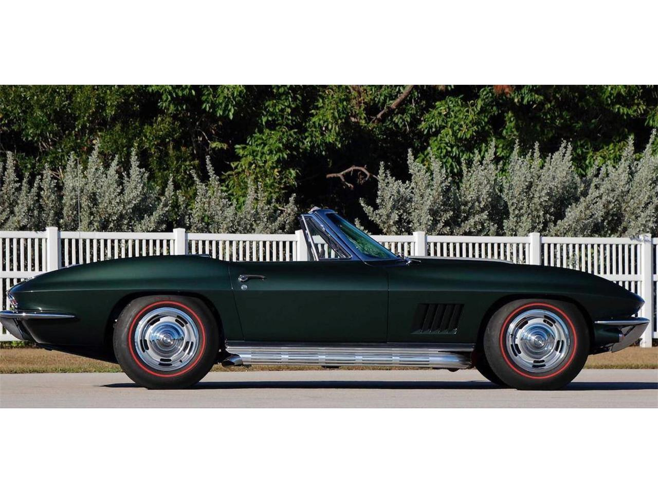 Large Picture of '67 Corvette - P2I0
