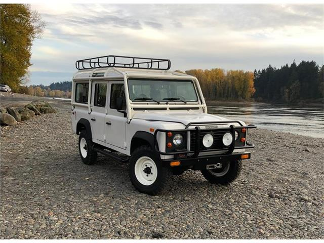 Picture of 1993 Land Rover Defender located in Oregon Offered by a Private Seller - P2I6