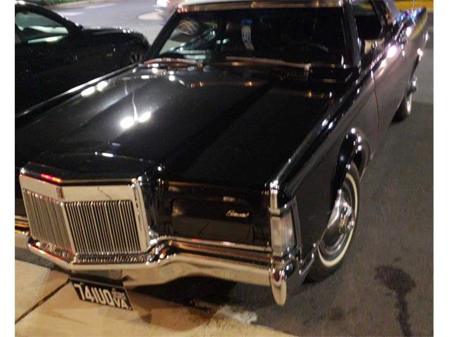 Picture of '69 Continental Mark III - P2IC