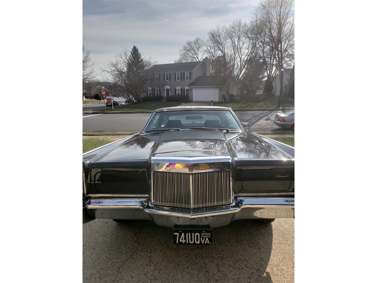1969 Lincoln Continental Mark Iii For Sale Classiccars Com Cc