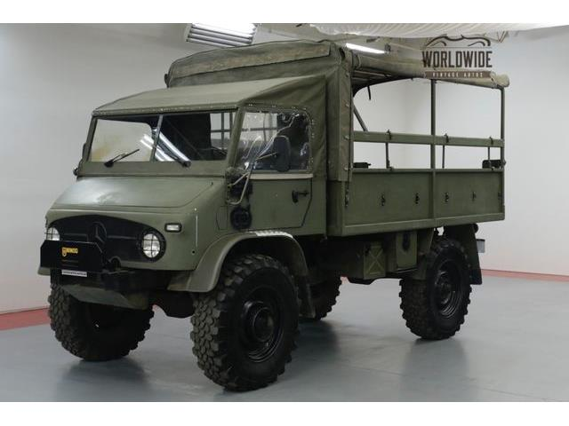 Picture of Classic '62 Unimog Offered by  - P2IQ