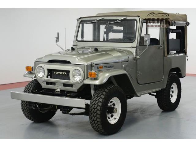 Picture of '74 Land Cruiser FJ - P2IV