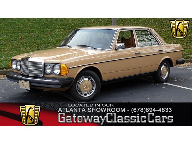 Classic Mercedes Benz 300d For Sale On Classiccars Com