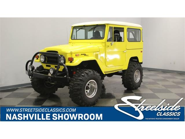Picture of '72 Toyota Land Cruiser FJ located in Tennessee - $42,995.00 Offered by  - P2J5