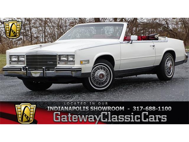 Picture of '85 Cadillac Eldorado Offered by  - P2JK