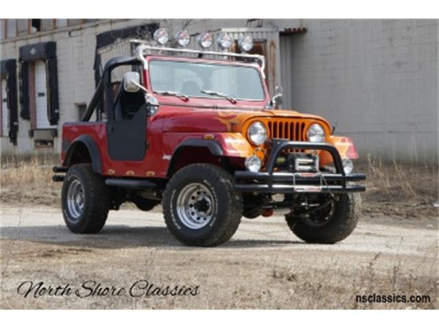Picture of '86 Jeep CJ Offered by  - P2JV