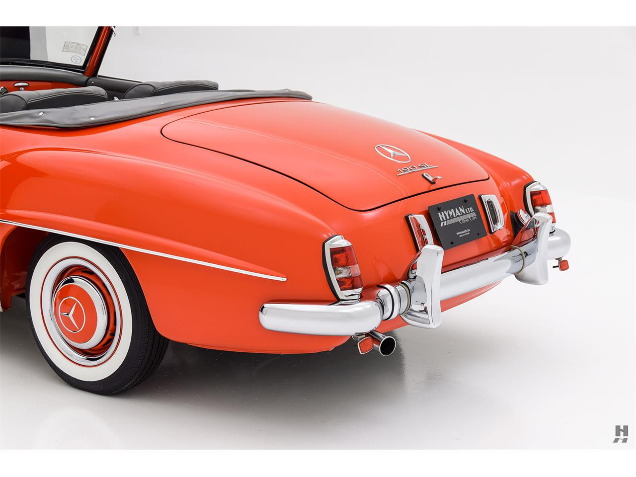 Large Picture of 1957 190SL located in Missouri - $169,500.00 Offered by Hyman Ltd. Classic Cars - P2K7