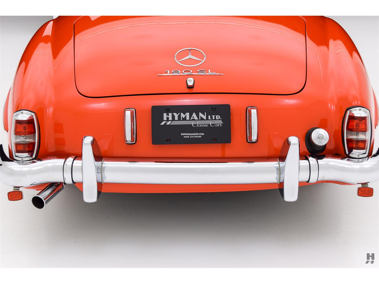 Large Picture of 1957 190SL Offered by Hyman Ltd. Classic Cars - P2K7