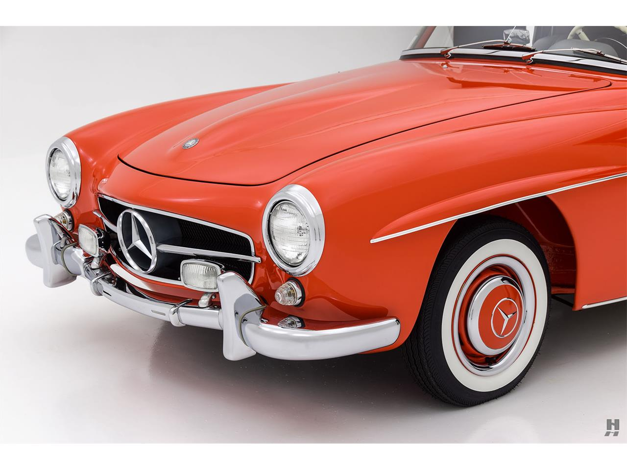 Large Picture of '57 190SL located in Missouri - $169,500.00 Offered by Hyman Ltd. Classic Cars - P2K7