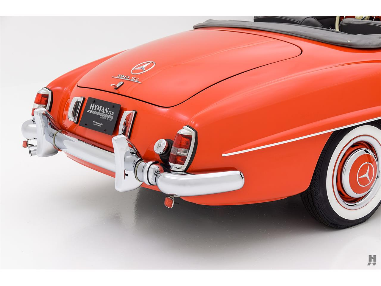 Large Picture of '57 190SL - $169,500.00 - P2K7