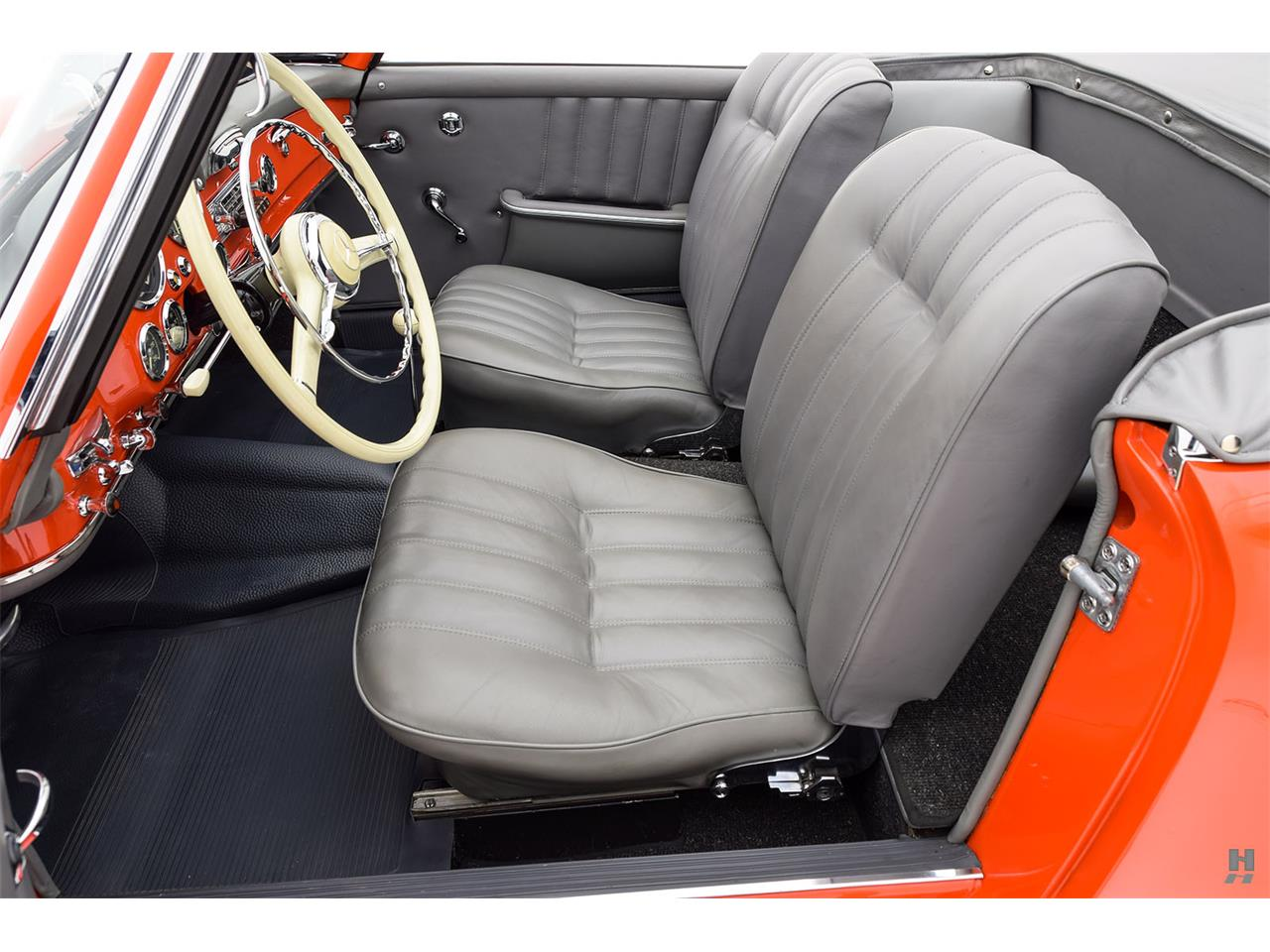 Large Picture of Classic 1957 190SL located in Saint Louis Missouri Offered by Hyman Ltd. Classic Cars - P2K7