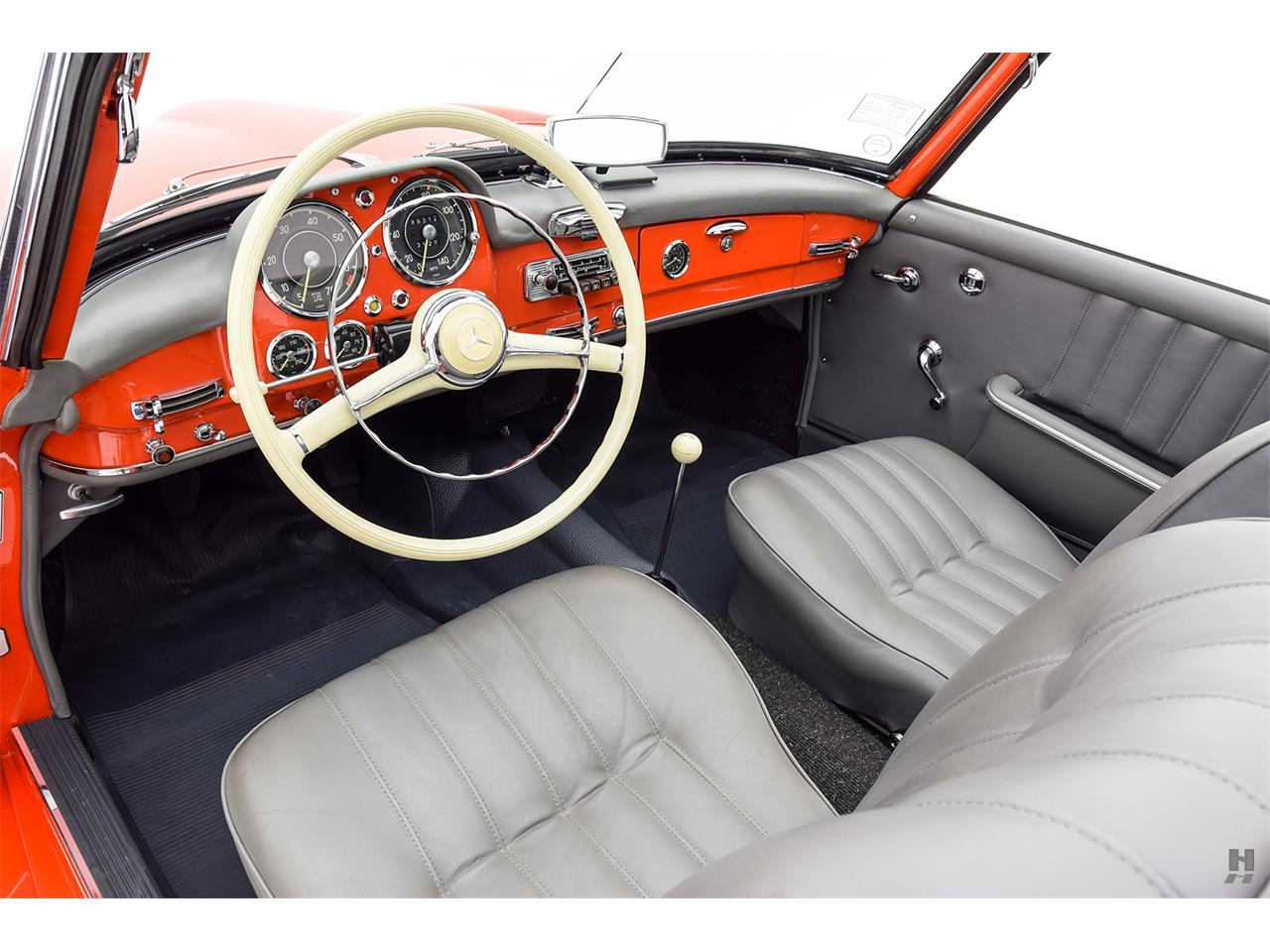Large Picture of Classic '57 Mercedes-Benz 190SL Offered by Hyman Ltd. Classic Cars - P2K7