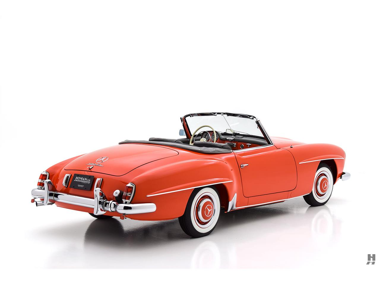 Large Picture of 1957 Mercedes-Benz 190SL located in Saint Louis Missouri - $169,500.00 Offered by Hyman Ltd. Classic Cars - P2K7