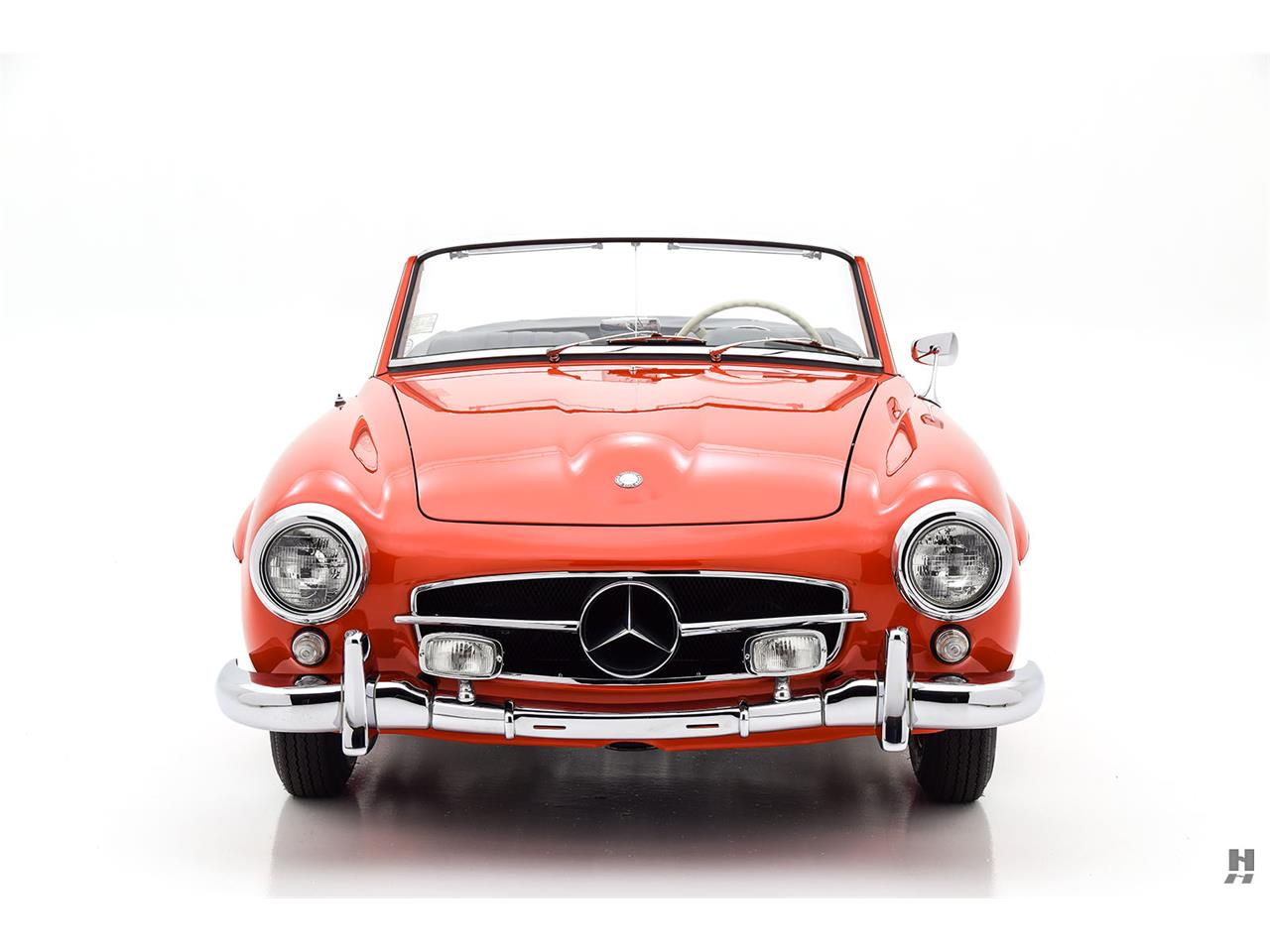 Large Picture of Classic 1957 Mercedes-Benz 190SL - $169,500.00 - P2K7