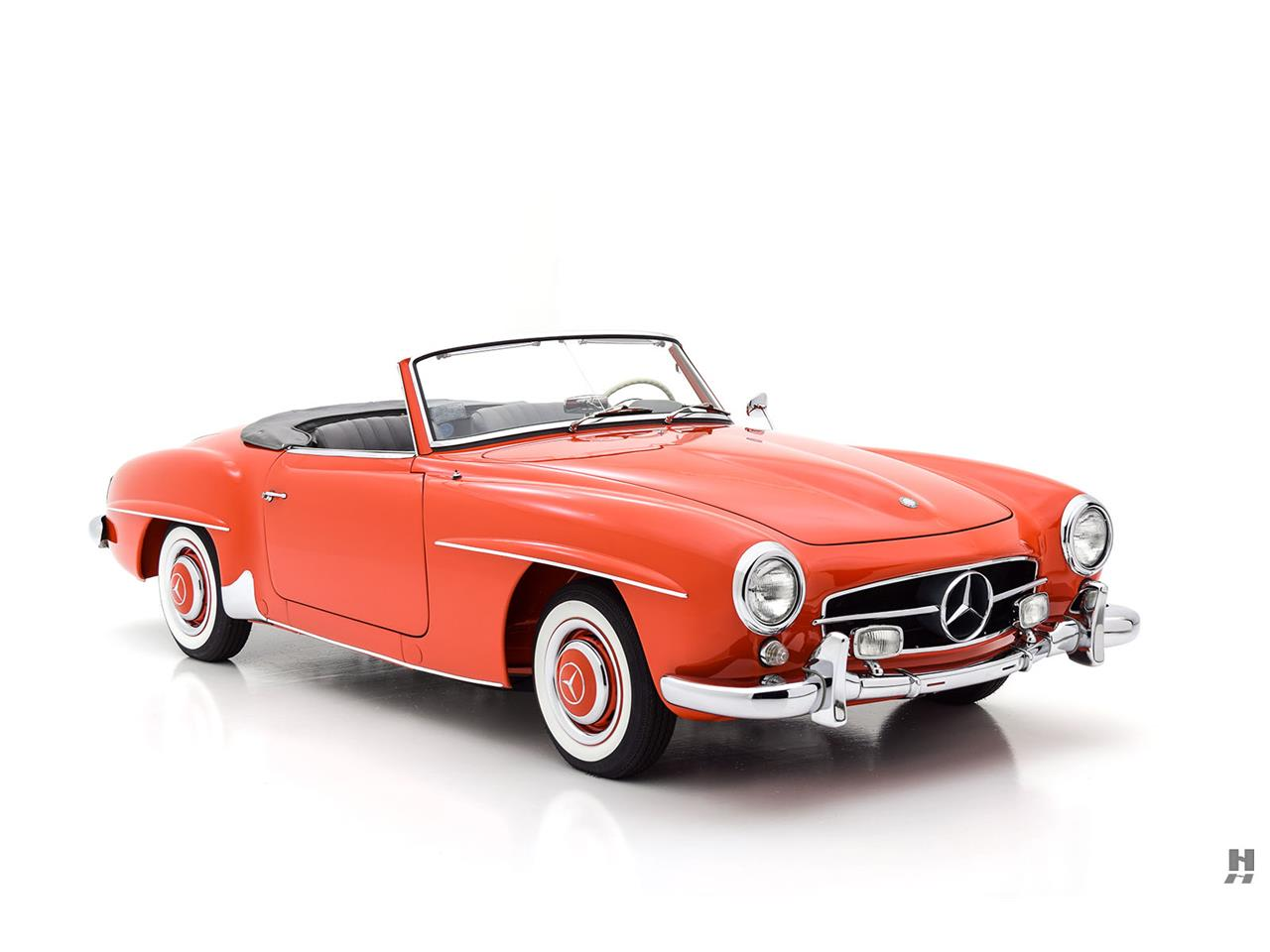 Large Picture of Classic '57 Mercedes-Benz 190SL - P2K7