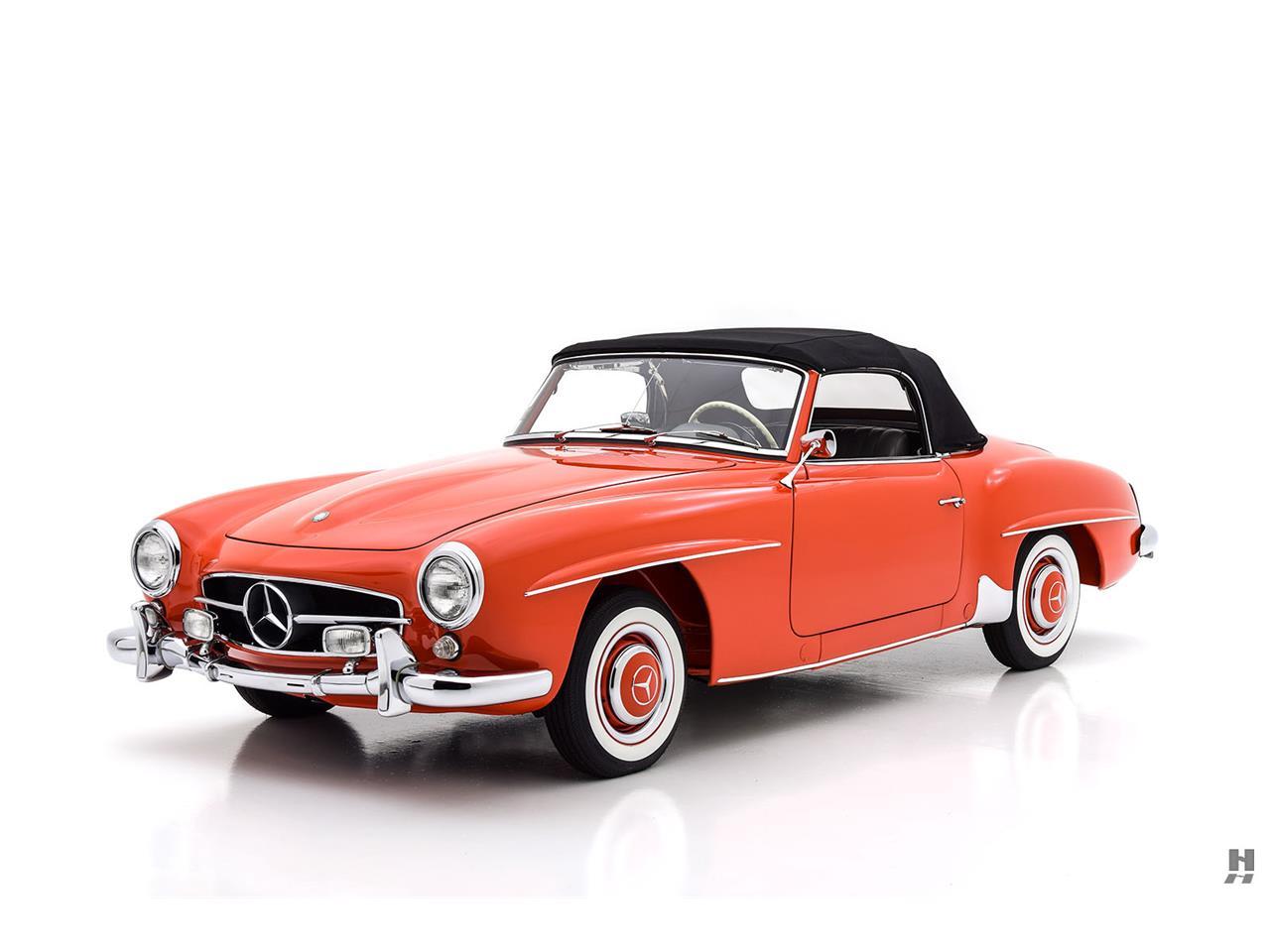 Large Picture of Classic '57 Mercedes-Benz 190SL located in Saint Louis Missouri - $169,500.00 - P2K7