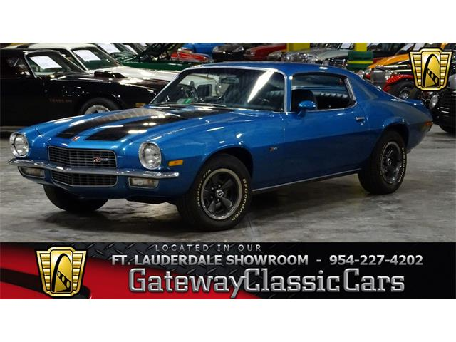 Picture of '71 Camaro - OVT8