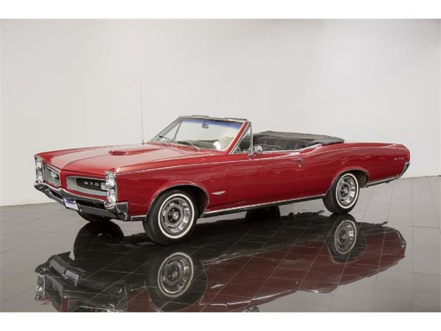 Picture of '66 GTO - P2K8