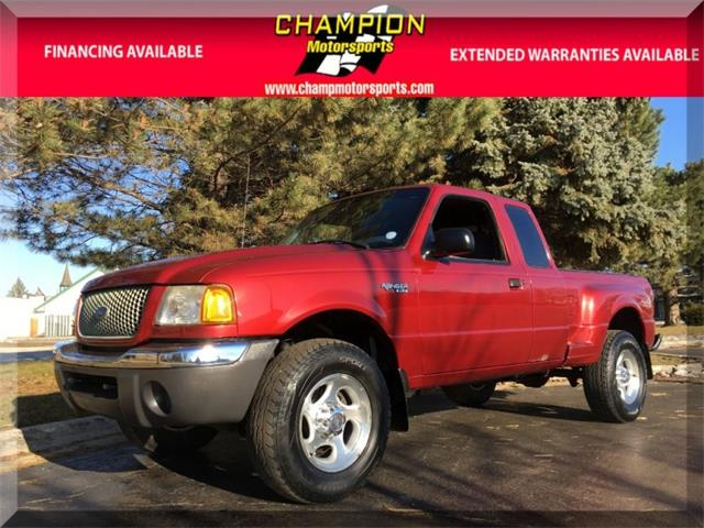 Picture of '01 Ranger - P2KD
