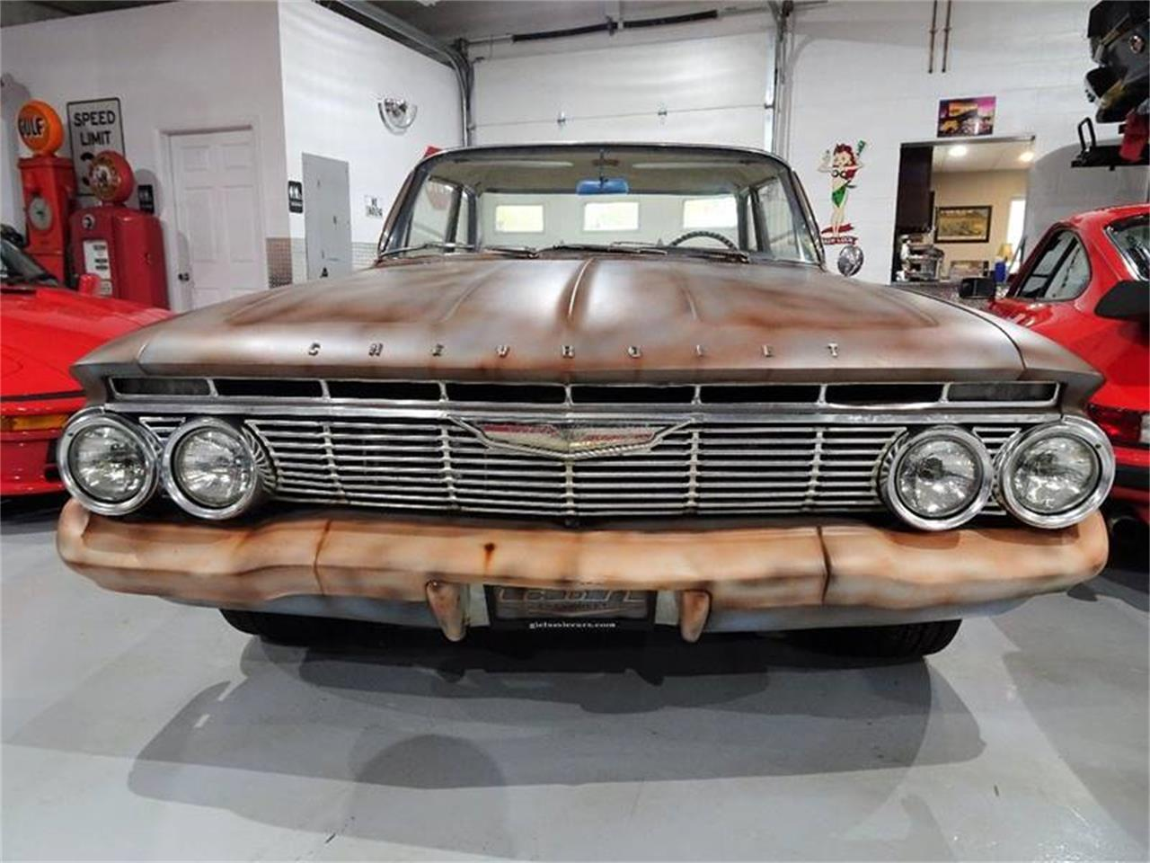 Large Picture of '61 Bel Air - P2KH
