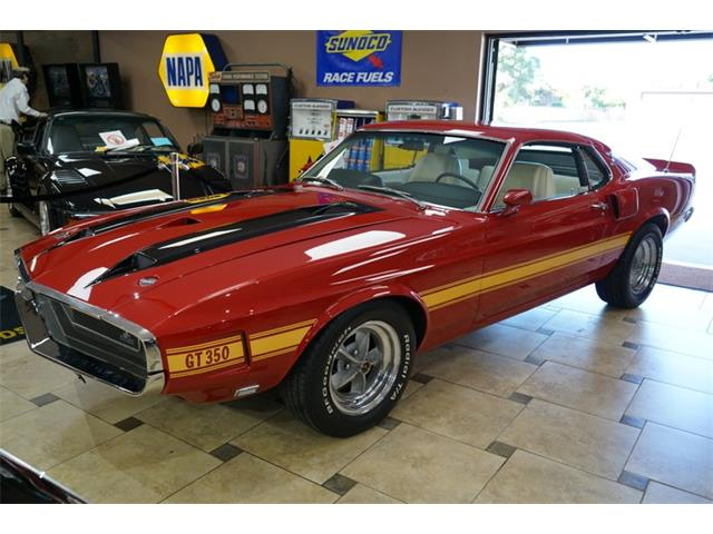 Picture of 1970 Shelby GT350 located in Venice Florida Auction Vehicle - P2KT
