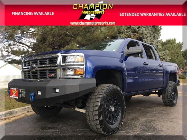 Picture of 2014 Chevrolet Silverado Offered by  - P2KW