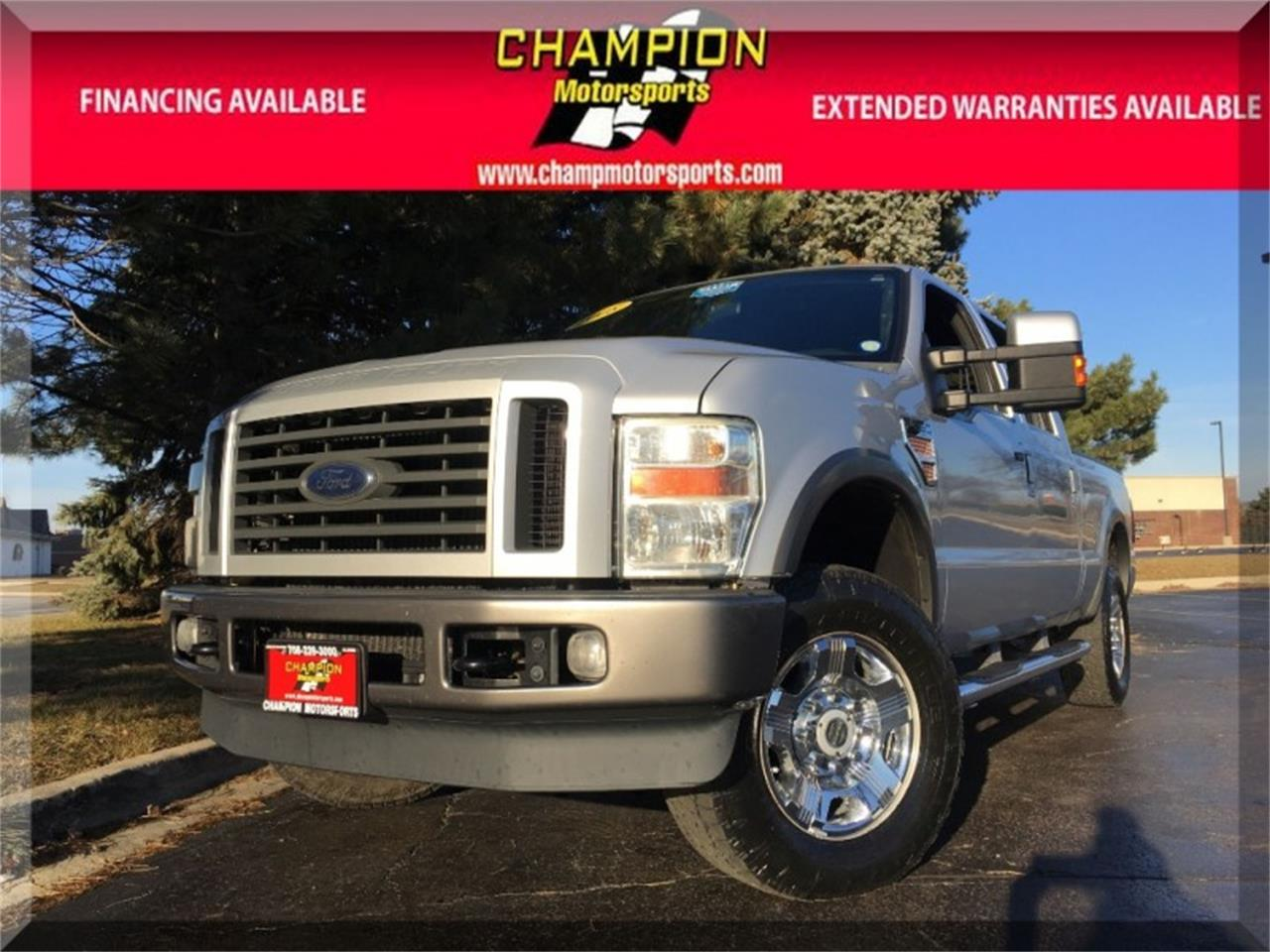 For Sale: 2008 Ford F250 in Crestwood, Illinois