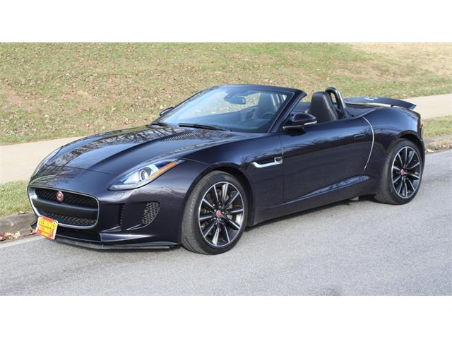 Picture of 2016 F-Type located in Maryland - P2LC