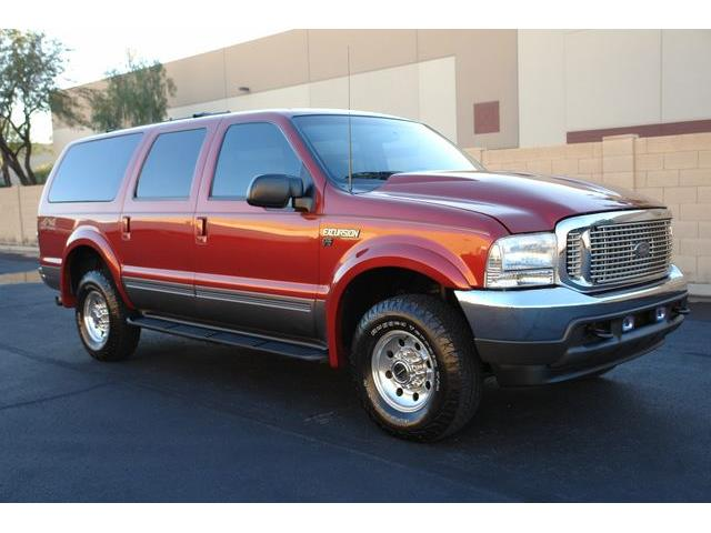 Picture of '01 Ford Excursion located in Arizona - $17,950.00 - P2ML