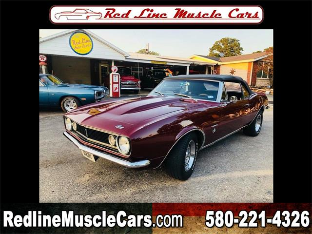 Picture of 1967 Camaro Offered by  - P2MO