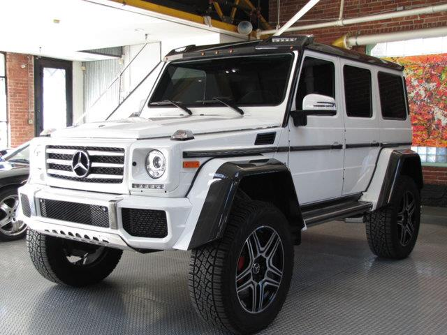 Picture of '17 G-Class - P2MQ