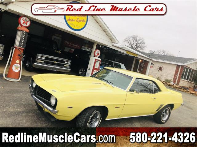 Picture of '69 Camaro located in Oklahoma - $32,900.00 - P2MR
