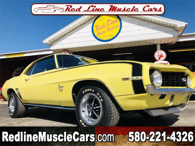 Picture of Classic 1969 Chevrolet Camaro Offered by  - P2MR
