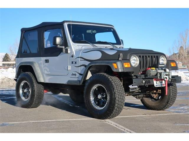 Picture of '05 Jeep Wrangler located in Idaho - $14,500.00 Offered by  - P2N0