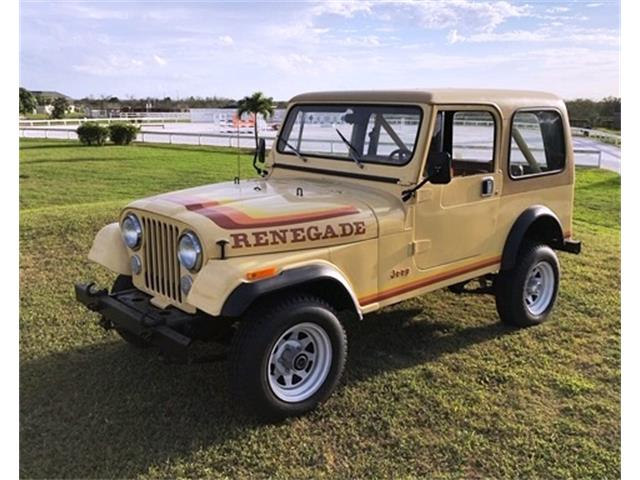 Picture of '82 Wrangler - P2NG
