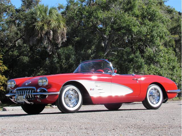 Picture of '59 Corvette - P2NR