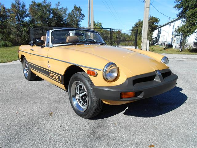 Picture of 1977 MG MGB located in Apopka Florida Offered by  - P2NS