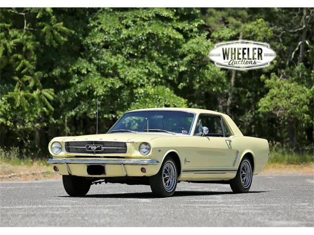 Picture of '65 Mustang - P2NX
