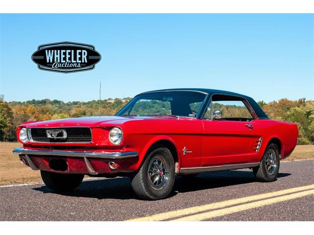 Picture of '66 Mustang - P2O8