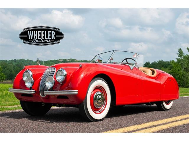 Picture of '53 XK120 - P2OD