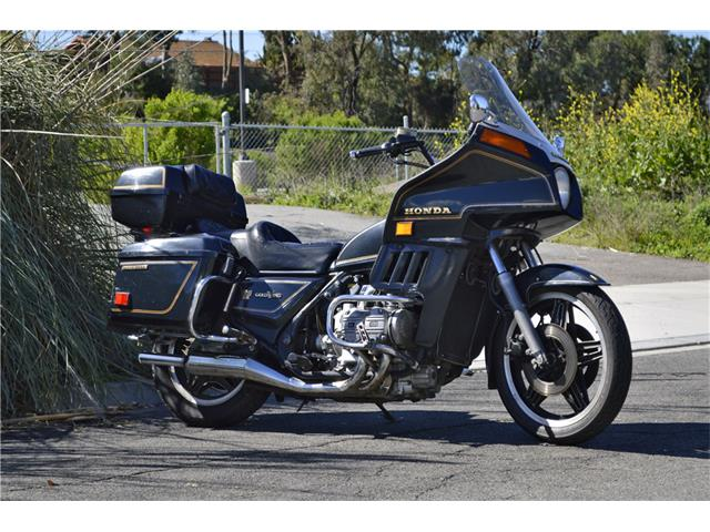Picture of '81 GOLD WING GL1100 - P2P2