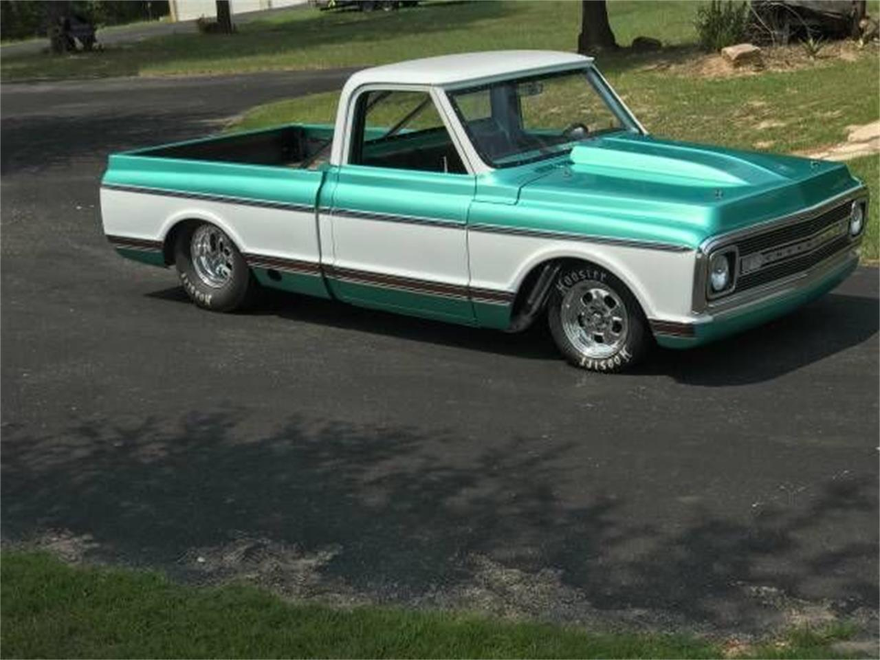 Large Picture of '71 Pickup - OVTS