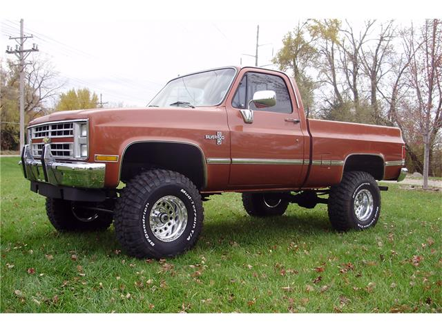 Picture of 1986 Silverado located in Scottsdale Arizona Auction Vehicle Offered by  - P2Q1