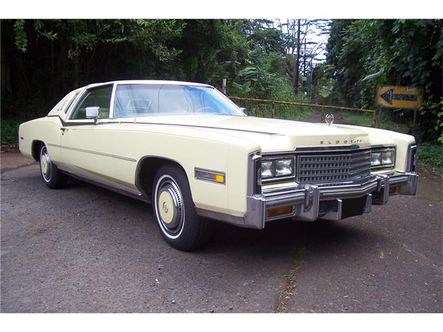 Picture of '78 Eldorado Biarritz located in Arizona Auction Vehicle Offered by  - P2Q8