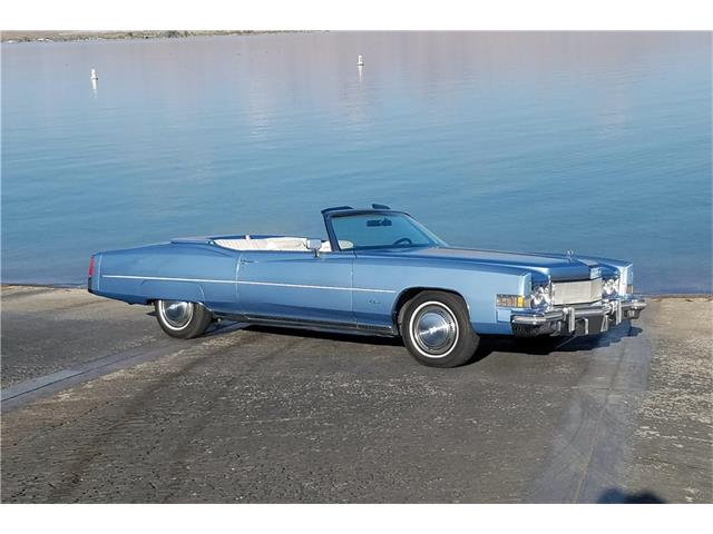 Picture of '74 Cadillac Eldorado located in Scottsdale Arizona Offered by  - P2QA