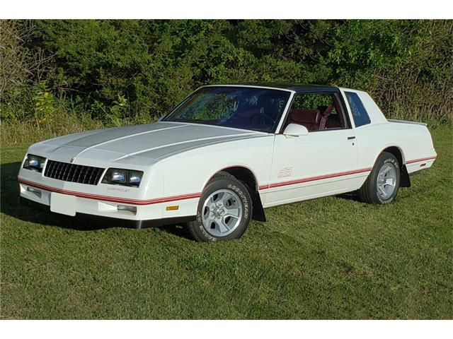 Picture of '87 Chevrolet Monte Carlo SS - P2R8